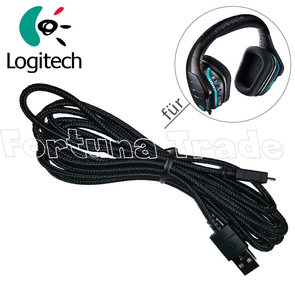 how to connect logitech g933 to usb